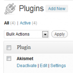 Guide for Installing WordPress Plugins