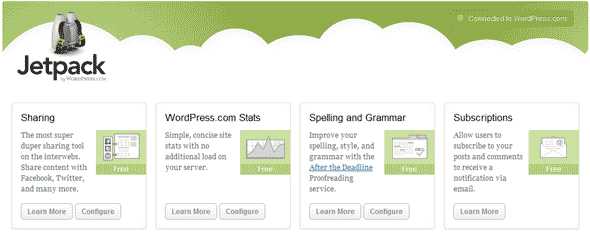 WordPress.com Stats in Jetpack by WordPress.com