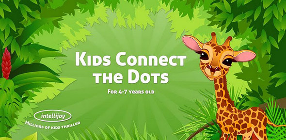Kids-Connect-the-Dots 10 Cent Android App