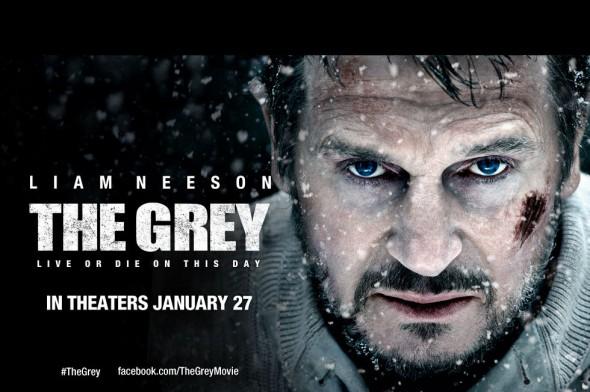The Grey Starring Liam Neeson